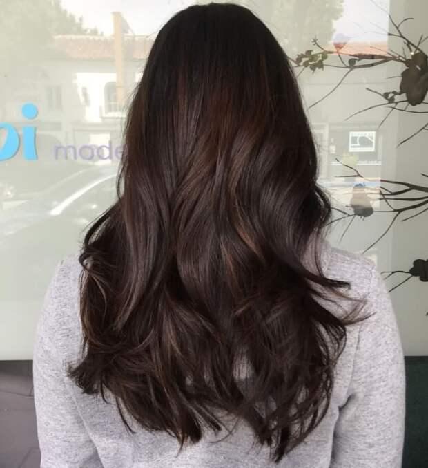 Оттенки волос, которые всегда будут модными