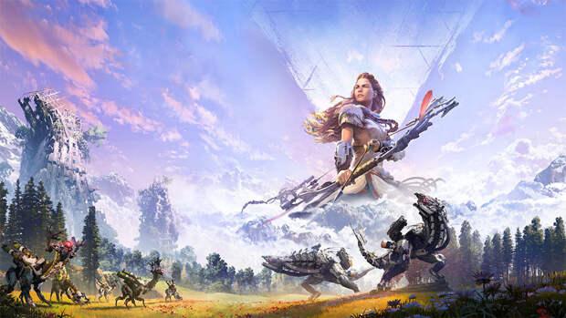 Полное издание Horizon Zero Dawn бесплатно раздают в PlayStation Store