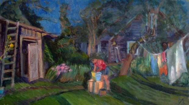 На Нижней Масловке откроется выставка картин художницы в третьем поколении