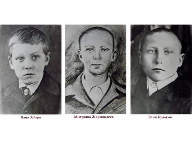 Девицкие Орлята: расстрелянные фашистами пионеры-герои, о которых не рассказывают в школе
