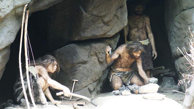 Антропологи впервые расшифровали ядерную ДНК неандертальцев со дна пещеры
