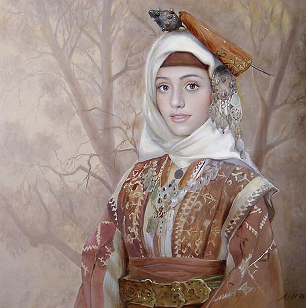 художник Мария Илиева (Maria Ilieva) картины – 14