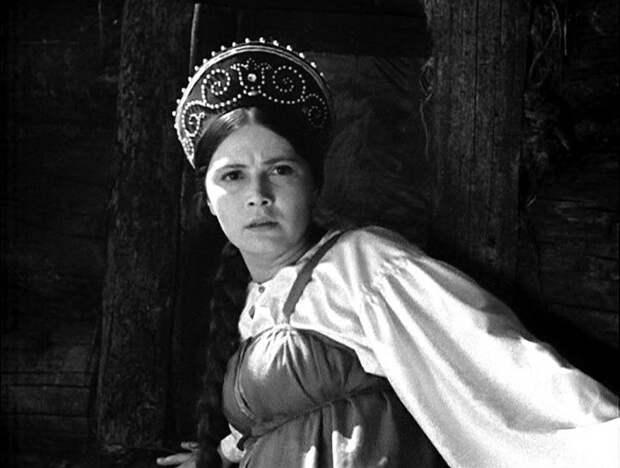 Красавицы актрисы из советских сказок