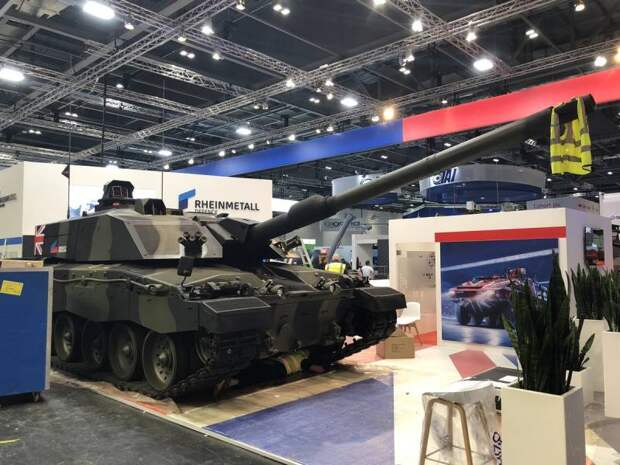 Великобритания может отказаться от танков