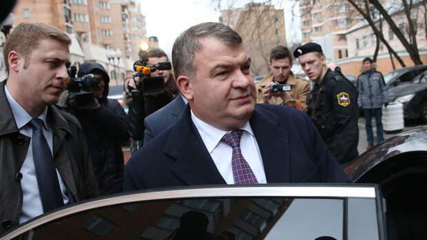 Экс-министр обороны РФ Анатолий Сердюков