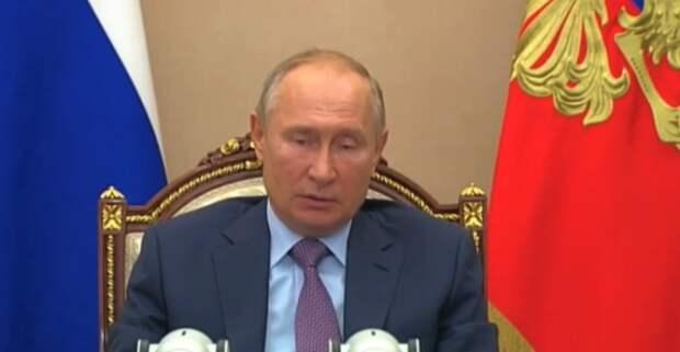 Путин разрешил снять санкции с предприятий Украины