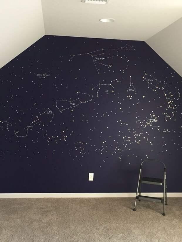 Звездная стена