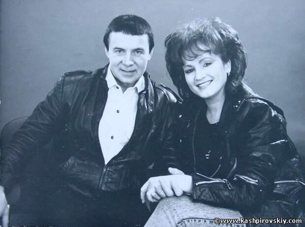 Анатолий Кашпировский и София Ротару. 1989 год.