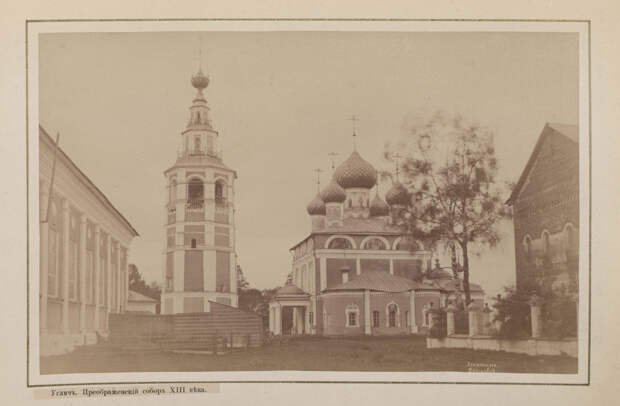 Hramy-goroda-Uglicha-v-starinnyh-foto 3