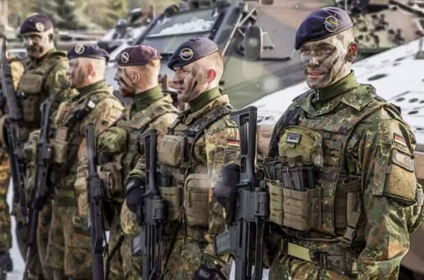 Русский характер против немецкого педантизма