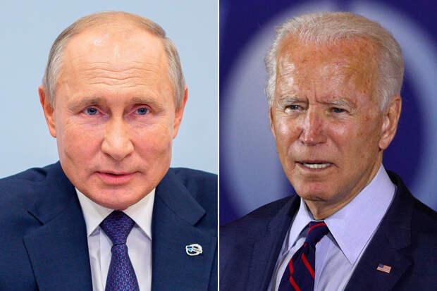 «Слабак Байден! За**ал!»: Президент США испугался дебатов с Путиным