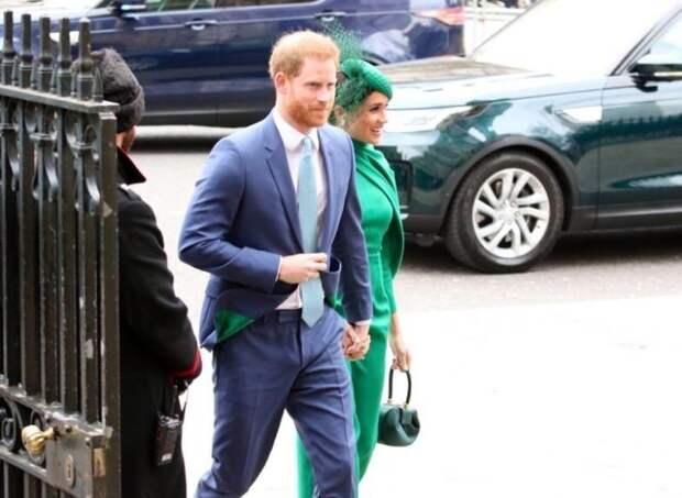 Чтоб тунеядцем не прослыть: постоянную работу в США нашел себе принц Гарри