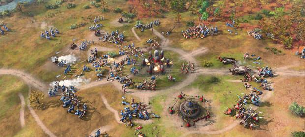 В Age of Empires 4 появится Русь