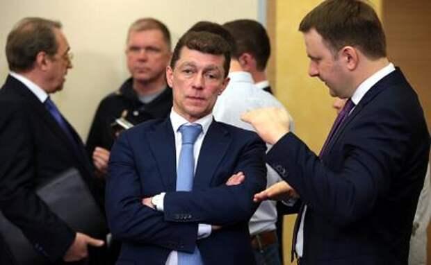 На фото: экс-глава Пенсионного фонда России (ПФР), экс-министр труда и социальной защиты Максим Топилин