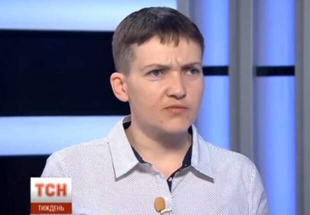 """Савченко не поверила, что Захарченко пообещал её """"шлёпнуть"""""""