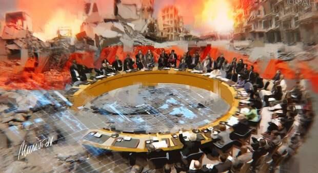 Россия предоставила доказательства фальсификации «Белыми касками» химатаки в Сирии