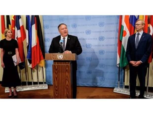 Угроза поражения США. Почему Вашингтон вновь ввел санкции против Тегерана
