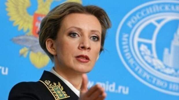 Официальный представитель МИД РФ объявил власть в России незаконной, а президента Ельцина — ставленником ЦРУ