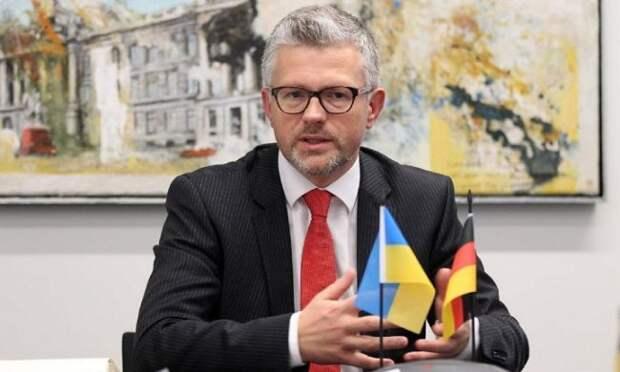 Посол Мельник оказал плохую услугу Украине — канцелярия президента ФРГ
