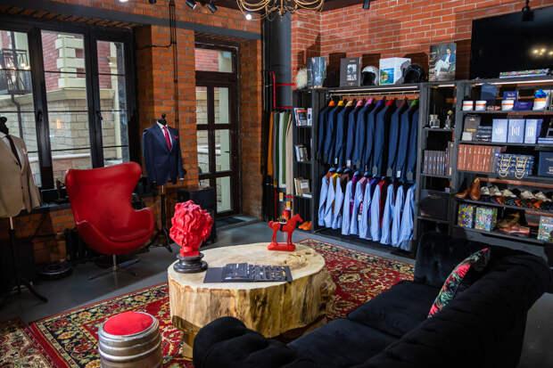 Персональный пошив делового гардероба