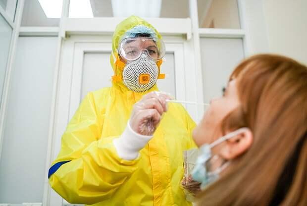 Главврач 52-й горбольницы Москвы Марьяна Лысенко: Тяжело болеет в основном молодёжь