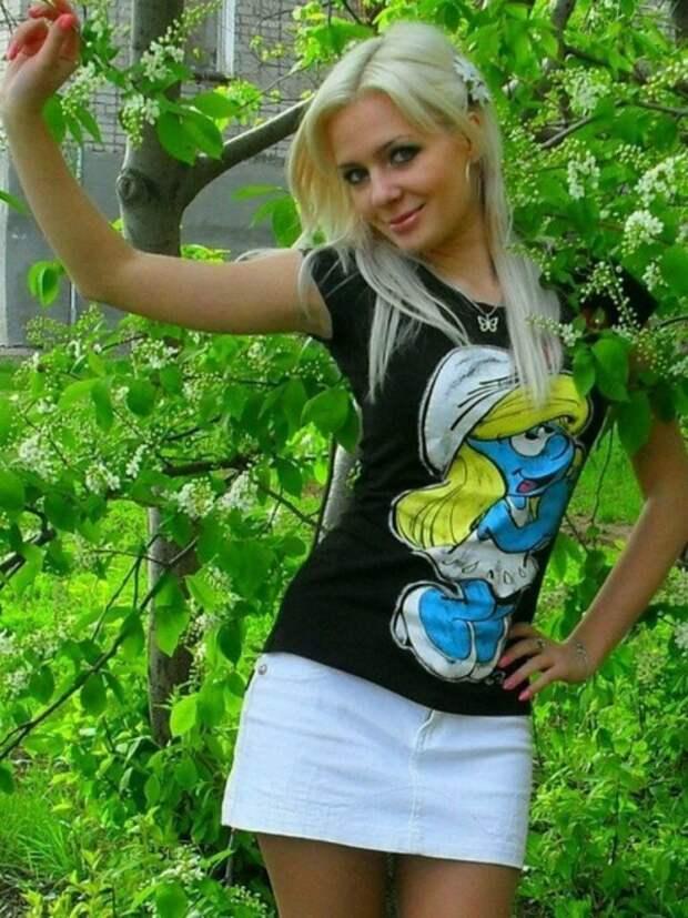 Девушки из российской глубинки-2