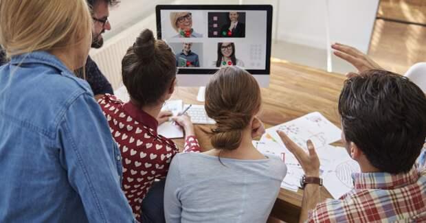 «Сбер» представил свою платформу для видеоконференций