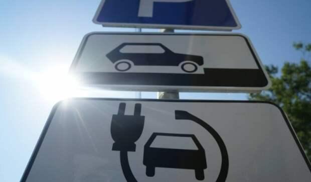Ликсутов: Число электромобилей вМоскве увеличивается на10-15% вгод