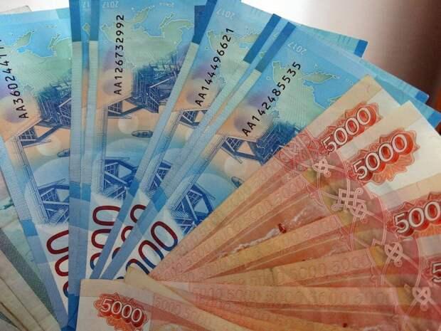 Названы профессии с зарплатой более миллиона рублей