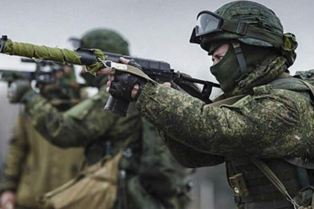 Бесшумное оружие российского спецназа