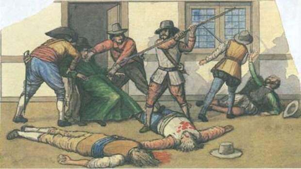 Повседневная жизнь французов во времена Религиозных войн