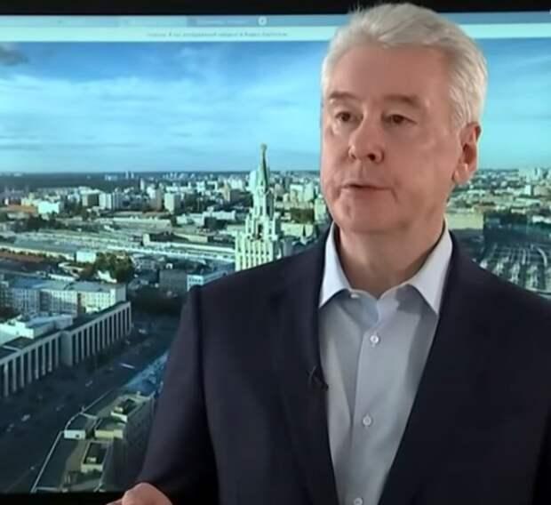 Собянин заявил, что второй волны коронавируса в Москве нет