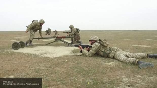 Азербайджан перенимает боевую тактику Турции на Ближнем Востоке