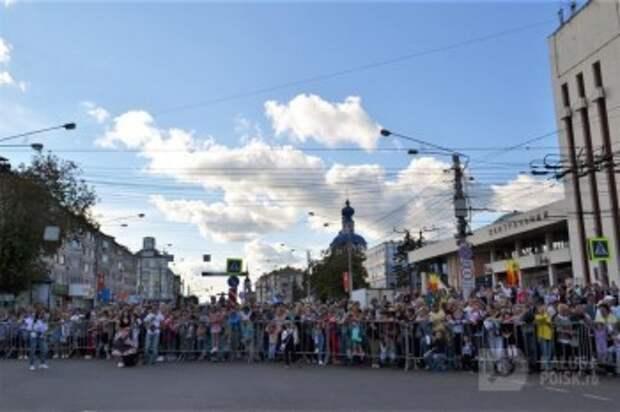 Как перекроют улицы в Калуге для празднования 650-летия города