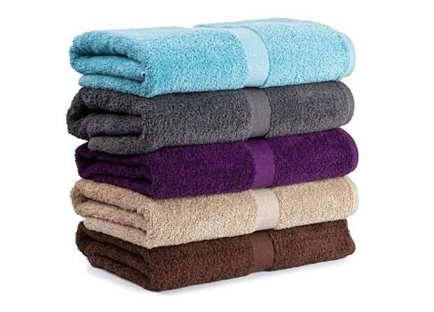 Как отбелить кухонные полотенца в домашних условиях эффективно