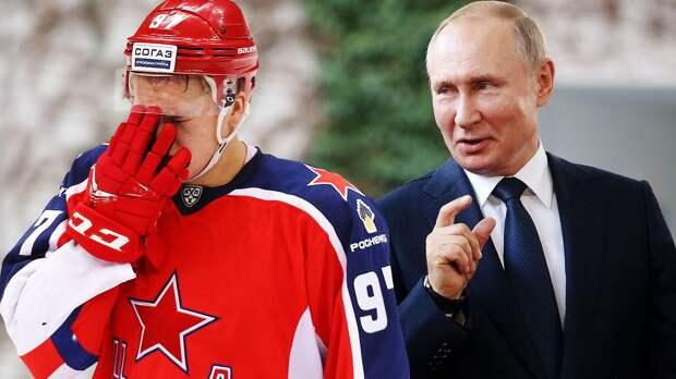 Путин ввел в России «налог для богатых» — это ударит по хоккеистам. Но в Америке игроки отдают в разы больше