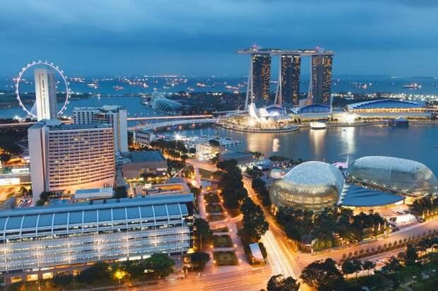 Красоту современного города сложно переоценить. /Фото: img.muz1.tv