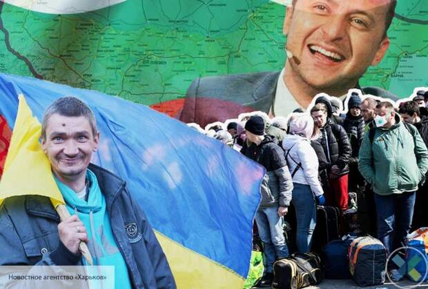 «Такого еще не было»: в Польше заявили о рекордном наплыве мигрантов из Украины