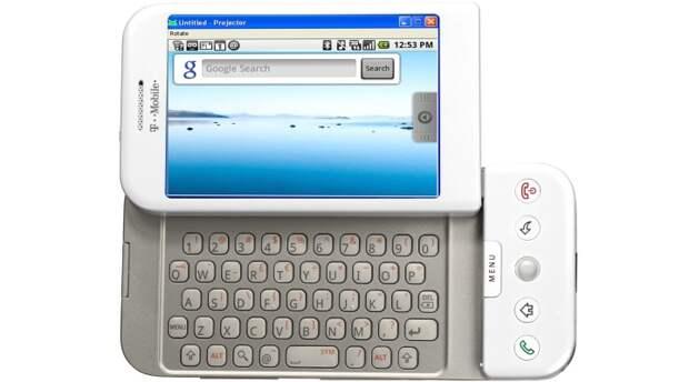 Вот как выглядели первые смартфоны iPhone и Android
