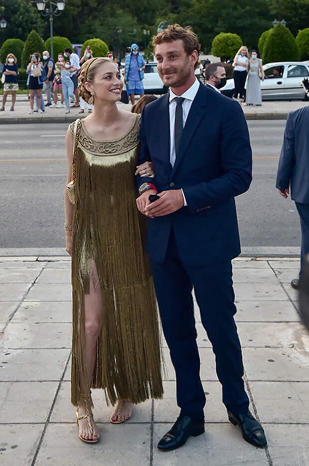 Беатрис и Пьер Казираги