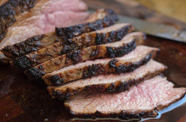 Запекаем большие куски мяса: сочно и хватает на неделю