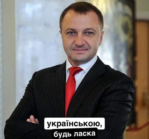 Агония украинского ТВ: «Беррiмор, це каша чи що?». «Вівсянка, пан»