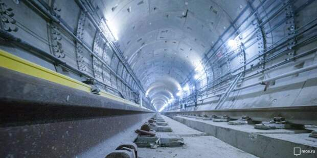 Собянин открыл Солнцевскую линию метро. Фото: mos.ru