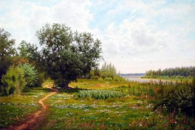 художник Владислав Осипцов картины – 17