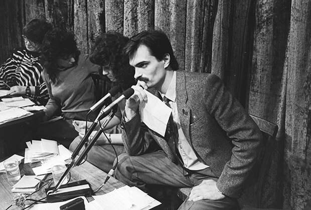 Советский и российский государственный и политический деятель, публицист Юрий Болдырев