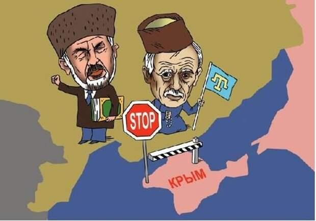 можно считанные сербские картинки карикатура на крымские события для