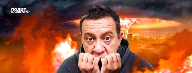 Российская Федерация якобы готова начать атомные бомбардировки Украины. Об этом, передает корреспондент «ПолитНавигатора», в...