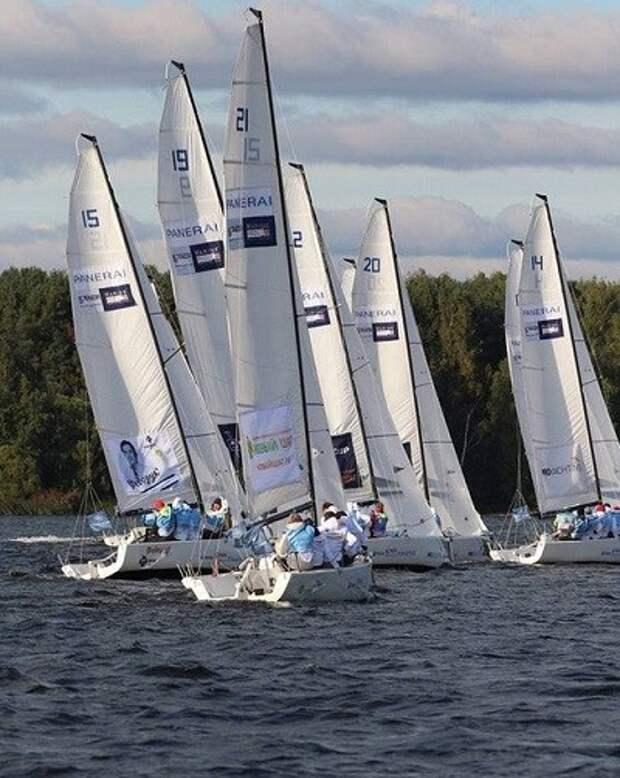 18 сентября в яхт-клубе GALS состоялась парусная регата и закрытый нетворкинг-клуб для профессионалов медицины и спортсменов