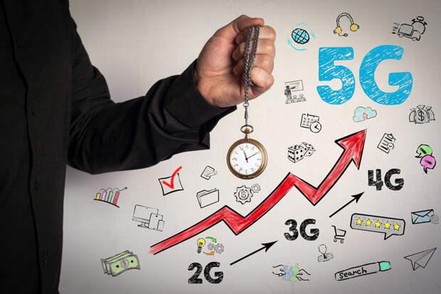 Времени на построение сетей связи 5G немного, операторы должны запустить свои пилоты уже в 2020 году. Фото: Depositphotos.com
