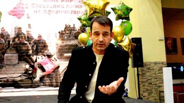 Дмитрий Певцов